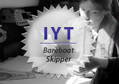 Обучение яхтингу: IYT Bareboat Skipper